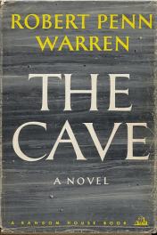 robert penn warren the cave book cover