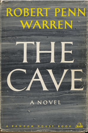robert penn warren the cave book cover