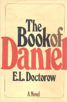 Original cover for Book of Daniel by E.L. Doctorow