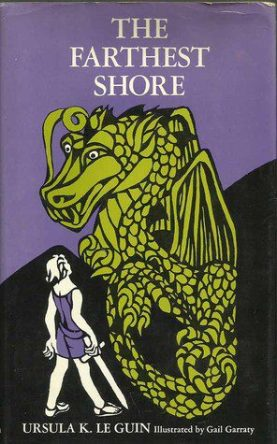 cover of The Farthest Shore by Ursula K Le Guin