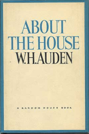 About the House by w h auden book cover