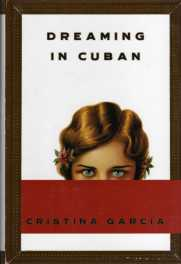Dreaming in Cuban by Cristina Garcia book cover