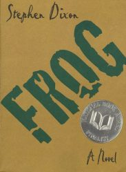 Frog by Stephen Dixon book cover