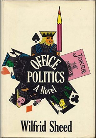 Office Politics by Wilfrid Sheed book cover