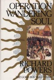 Operation Wandering Soul by richard powers book cover