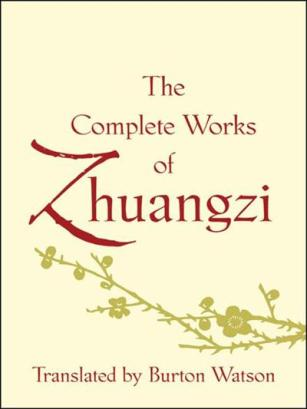 The Complete Works of Chuang Tzu translated by Burton Watson book cover