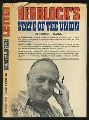 cover of Herblock's State of the Union by Herbert Block