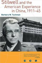 cover of Stillwell and the American Experience in China, 1911-45 by Barbara W Tuchman