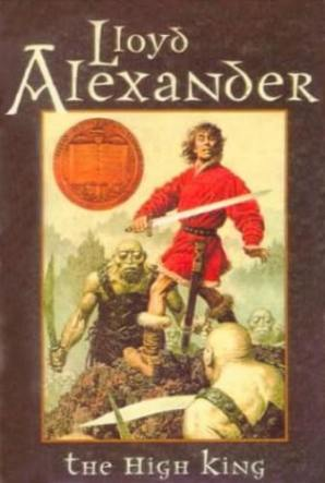 cover of The High King by Lloyd Alexander