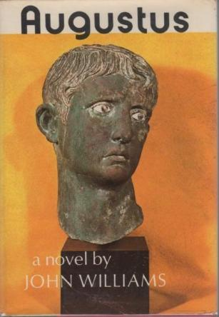 cover of Augustus by John Williams