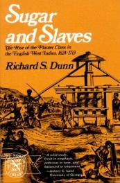 cover of Sugar and Slaves by Richard Dunn