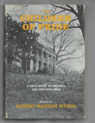 cover of The Children of Pride by Robert Mason Myers