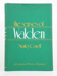 cover of The Senses of Walden by Stanley Cavell