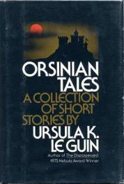 cover of Orsinian Tales by Ursula K. Le Guin