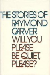 cover of Will You Be Quiet, Please by Raymond Carver