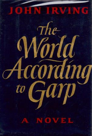 cover of The World According to Garp by John Irving