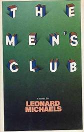 cover of The Men's Club by Leonard Michaels