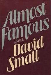 cover of Almost Famous by David Small