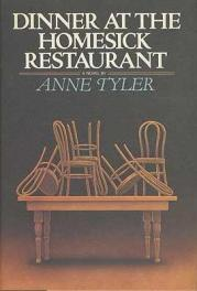 cover of Dinner at the Homesick Restaurant by Anne Tyler