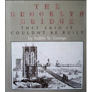1983_The Brooklyn Bridge by Judith St. Cross