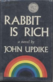 Rabbit Is Rich by John Updike book cover