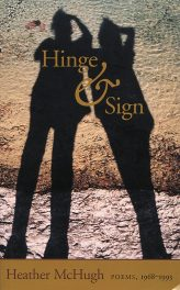 Hinge and Sign- Poems, 1968-1993 by heather mchugh book cover