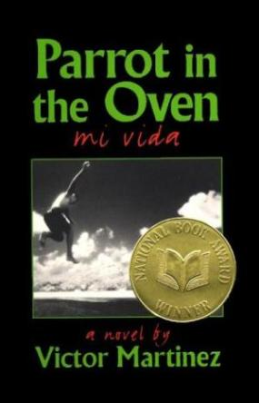 Parrot In the Oven- Mi Vida by Victor Martinez book cover