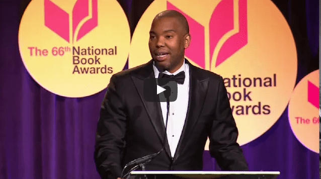 2015 NBA Non-Fiction Award Winner: Ta-Nehisi Coates Image