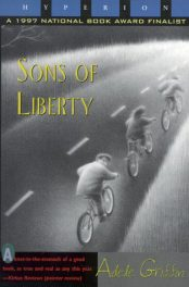Sons of Liberty by Adele Griffin book cover