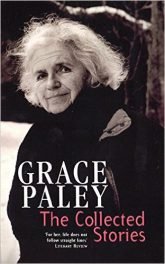 The Collected Stories by grace paley book cover