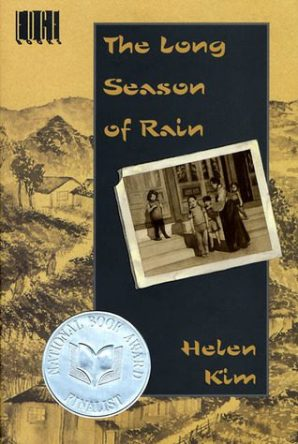 The Long Season of Rain by Helen Kim book cover