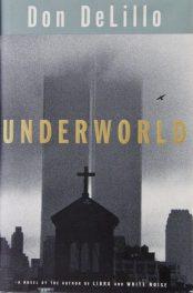 Underworld by Don Delillo book cover