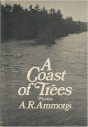 cover of A Coast of Trees by A R Ammons