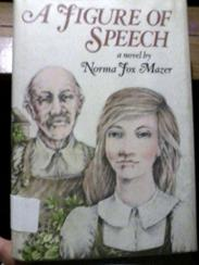 cover of A Figure of Speech by Norma Fox Mazer