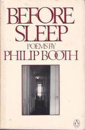 cover of Before Sleep by Philip Booth