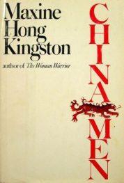 cover of China Men by Maxine Hong Kingson