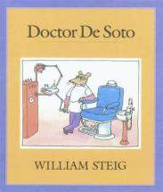 cover of Doctor De Soto by William Steig