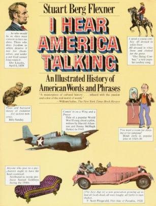 cover of I Hear America Talking by Stuart Berg Flexner