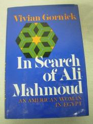 cover of In Search of Ali Mahmoud by Vivian Gornick