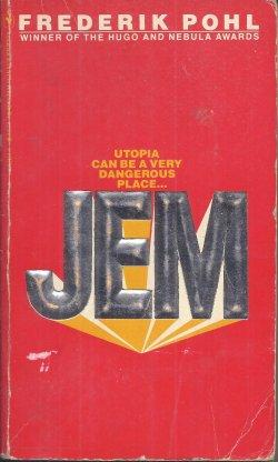 cover of Jem by Frederik Pohl