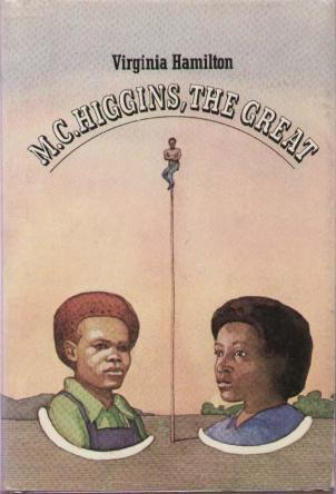 cover of M C Higgins The Great by Virginia Hamilton