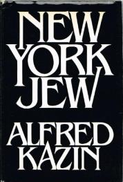 cover of New York Jew by Alfred Kazin