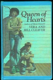 cover of Queen of Hearts by Vera & Bill Cleaver
