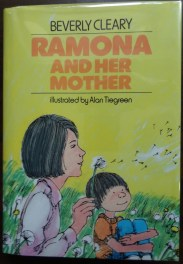 cover of Ramona and Her Mother by Beverly Cleary