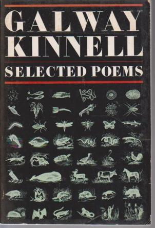 cover of Selected Poems by Galway Kinnell