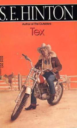 cover of Tex by S E Hinton