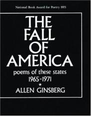 cover of The Fall of America Poems of these States, 1965-1971 by Allen Ginsberg