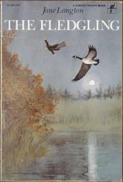 cover of The Fledgling by Jane Langton