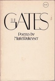 cover of The Gates by Muriel Rukeyser