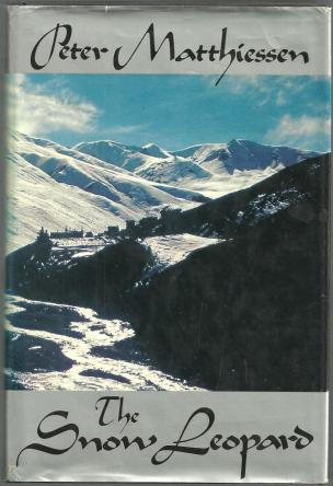 cover of The Snow Leopard by Peter Matthiessen